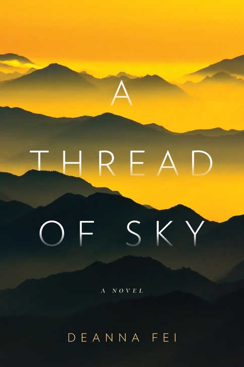 A Thread of Sky book cover